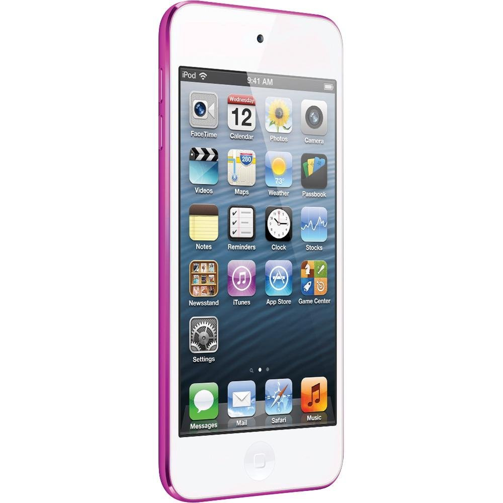Apple iPod Touch 64GB 5th Gen - Pink - QuiBids.com