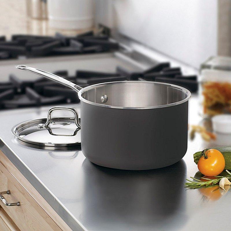 Cuisinart Multiclad 12 Piece Cookware Set Quibids Com