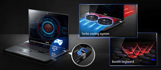 NP700G7C gamer features