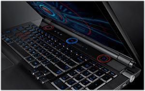 NP700G7C gamer keyboard