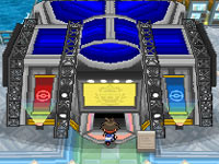A new game mechanic activity available in Pokémon Black Version 2