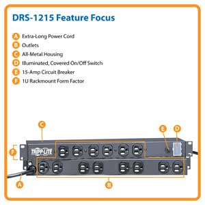 DRS-1215 Feature Focus