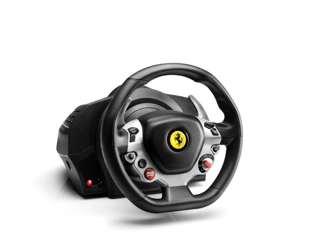 thrustmaster tmst4469016 tx racing wheel ferrari 458 italia edition