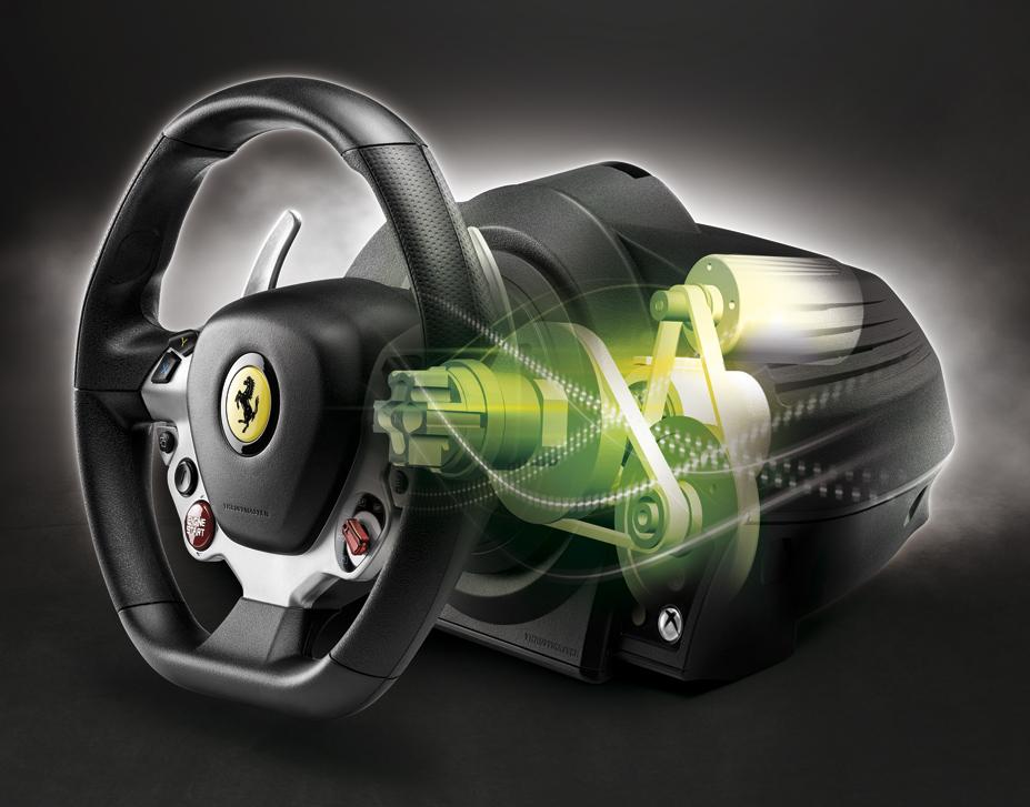 Thrustmaster Tmst4469016 Tx Racing Wheel Ferrari 458 Italia