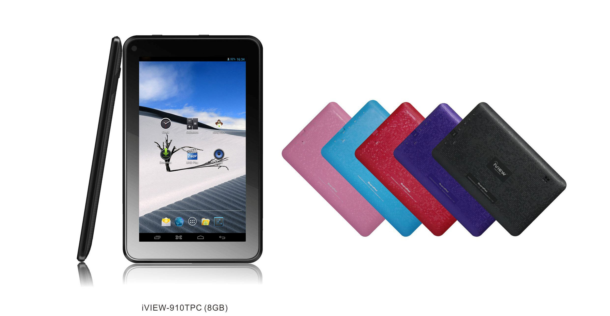 iView SupraPad 910TPC 9-Inch 1GB Dual-Core Android 4 2